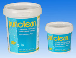 Puriclean - Tanks, Containers & Pipes - 400g