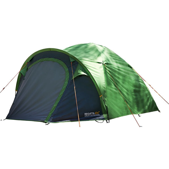 Regatta Kivu 3 V2 Man Dome - Extreme Green/Seal Grey