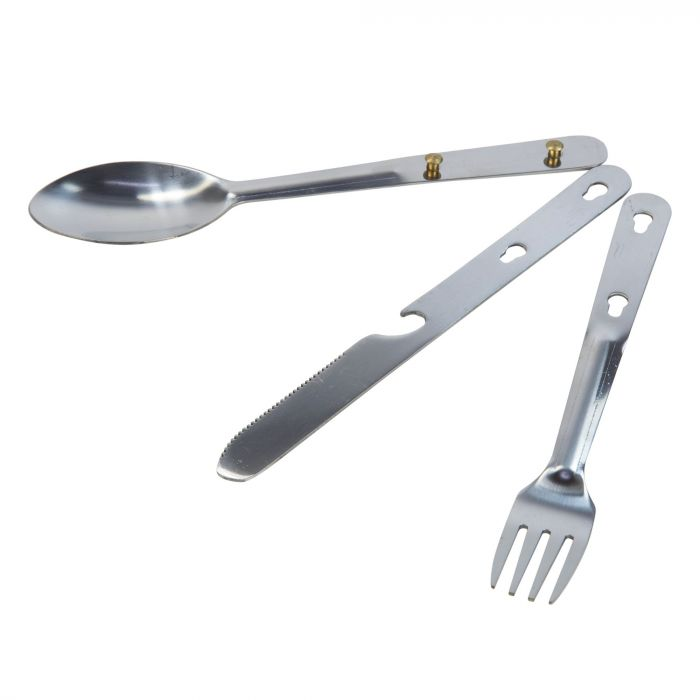 Regatta Steel Cutlery Set