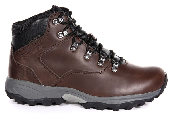 Regatta Men's Bainsford Hiking Boots - Peat