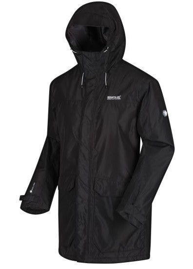 Regatta Largo II Jkt - Black