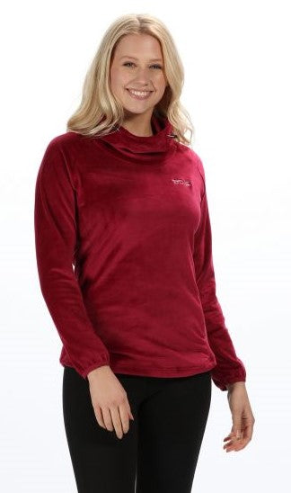 Regatta Halia Fleece - Beetroot