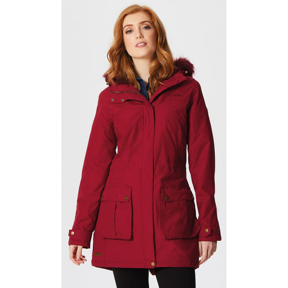 Regatta Sherlyn Waterproof Insulated Womens Jacket