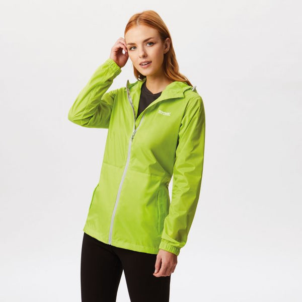 Regatta Waterproof Pack It Jkt III - Lime Zest