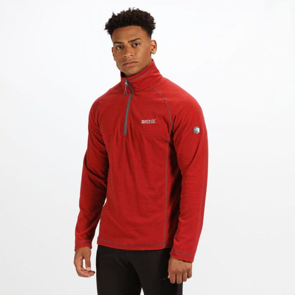 Regatta Men's Montes Fleece- Classic Red