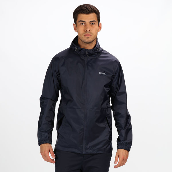 Regatta Men's Pack It Jacket - Navy