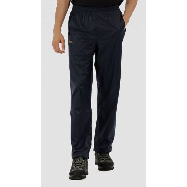 Regatta Pack It Breathable Waterproof Overtrousers - Navy