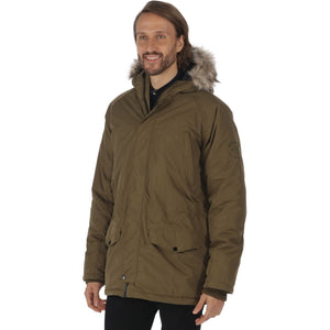 Regatta Salton Waterproof Insulated Parka Jacket