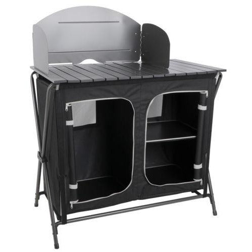 Royal Easy Up Kitchen Stand - Gunmetal