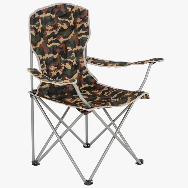 Stirling/Moray Camp Chair - Camo AVAILABLE IN STORE ONLY
