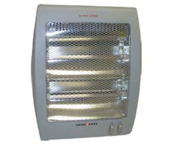 Swiss Luxx 2 Bar Quartz 400/800w heater