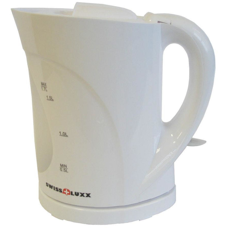 Swiss Luxx 1.7 ltr Low Wattage Cordless Kettle