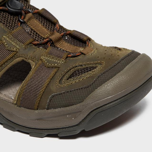 a4729797a Teva Omnium 2 Leather - Mens Walking Sandal – Goodyears Outdoors