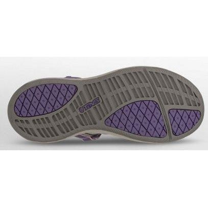 Teva Rosa Women's Sandal - Purple/Grey