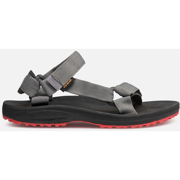 Teva Mens Winsted Solid - Black/Red