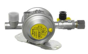 Truma Gas Pressure Regulator 10mm