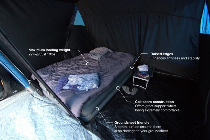 Vango Blissful Double Airbed