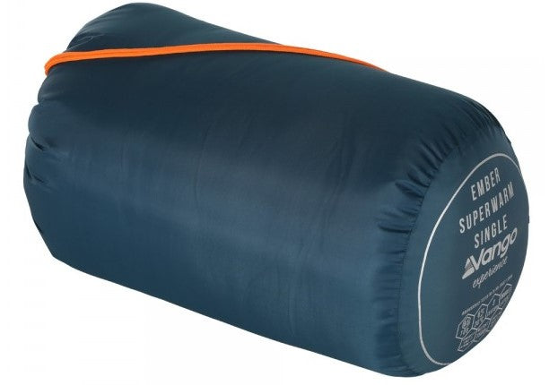 Vango Ember Superwarm Single Sleeping Bag