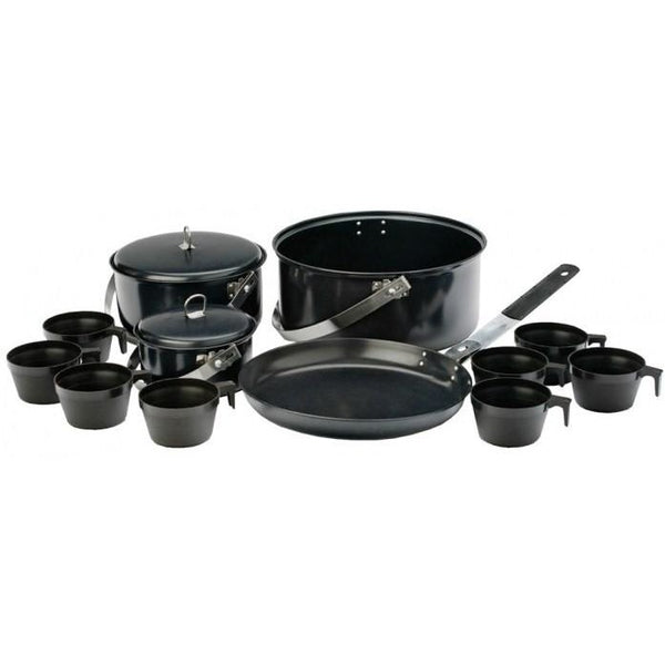 Vango 8 Person Non-Stick Cookset