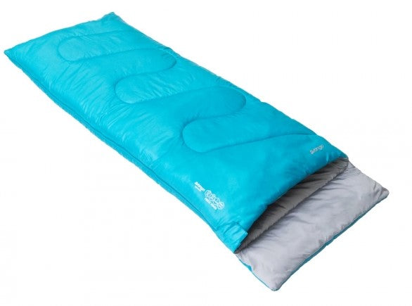 Ember Junior Sleeping Bag - Bondi Blue