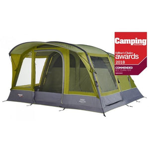 Vango Amalfi 600 Air - Family AirBeam Tent - 6 Person
