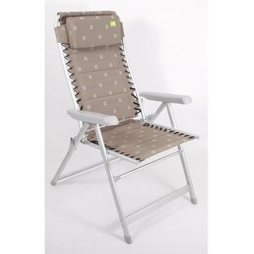 Via Mondo XL Flex Chair - Brown