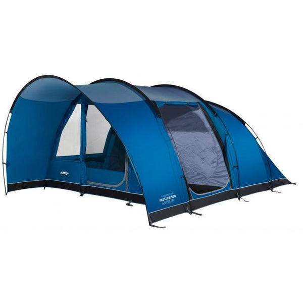 Vango Padstow 500 with Carpet and Footprint - Sky Blue