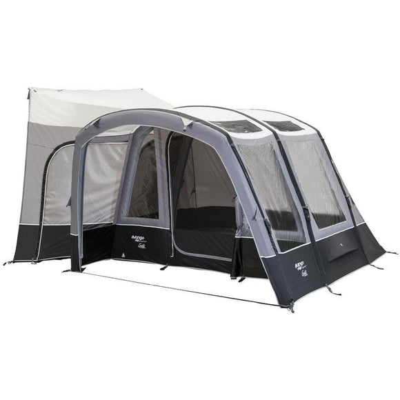 Vango Galli II Compact Low Driveaway Awning - Cloud Grey