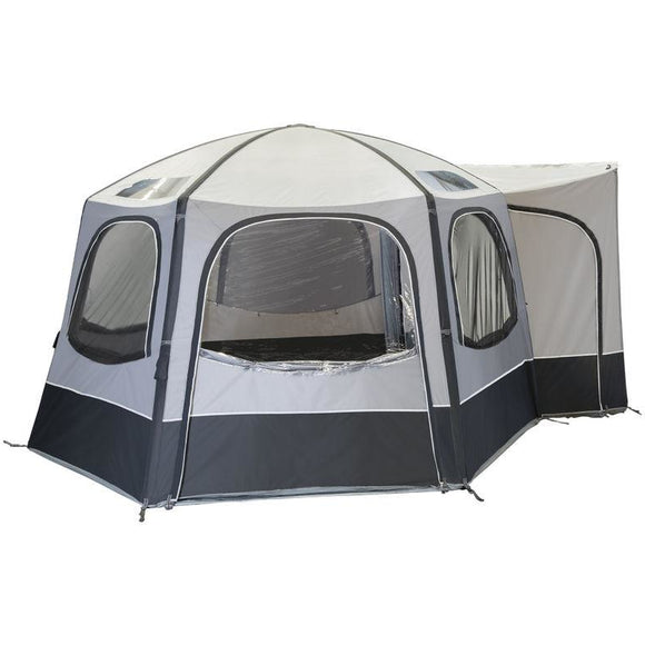 Vango Airhub Hexaway Low - Cloud Grey
