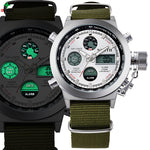 NORTH Sport Watches Digital LED Military Watch