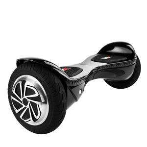 "HOVERBOARD FOR BARN HX X1 SUV BT 8"" - 6km/t-sperre - hvit"