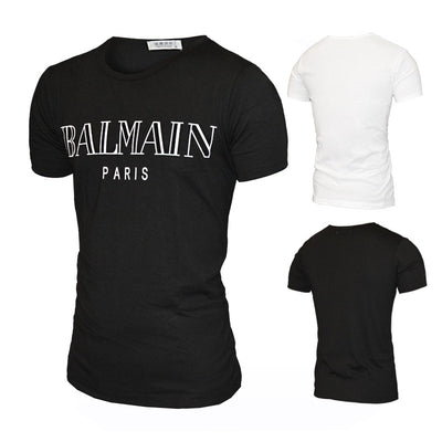 Cool Unisex T-shirt O-Neck Summer Clothing