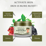 Clay Mask Face Moisturizing Whitening Anti-Aging Acne Mask