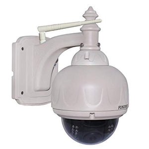 Smart Wireless Outdoor Dome Ip Camera 720p