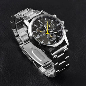 Men Watches Luxury Famous Top Brand Men's Fashion Casual Dress Watch