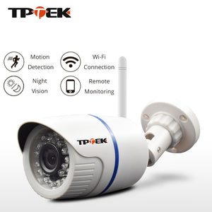 IP Camera Outdoor WiFi Home Security Camera Wireless Surveillance