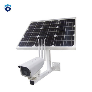 2 Megapixel Solar Powered 3G 4G LTE IP Camera