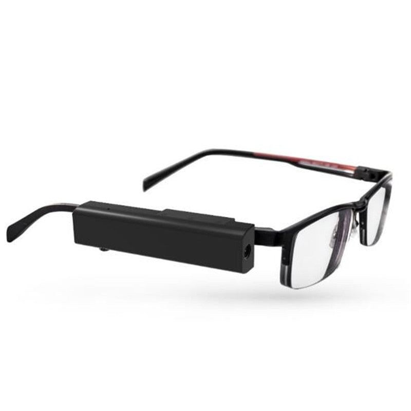 Hot Wireless Smart Eye Glass Security Video Recorder