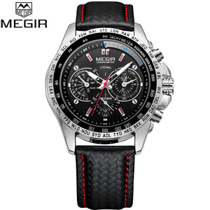 Mens Watches Top Luxury Brand Male Clocks Military Army Man