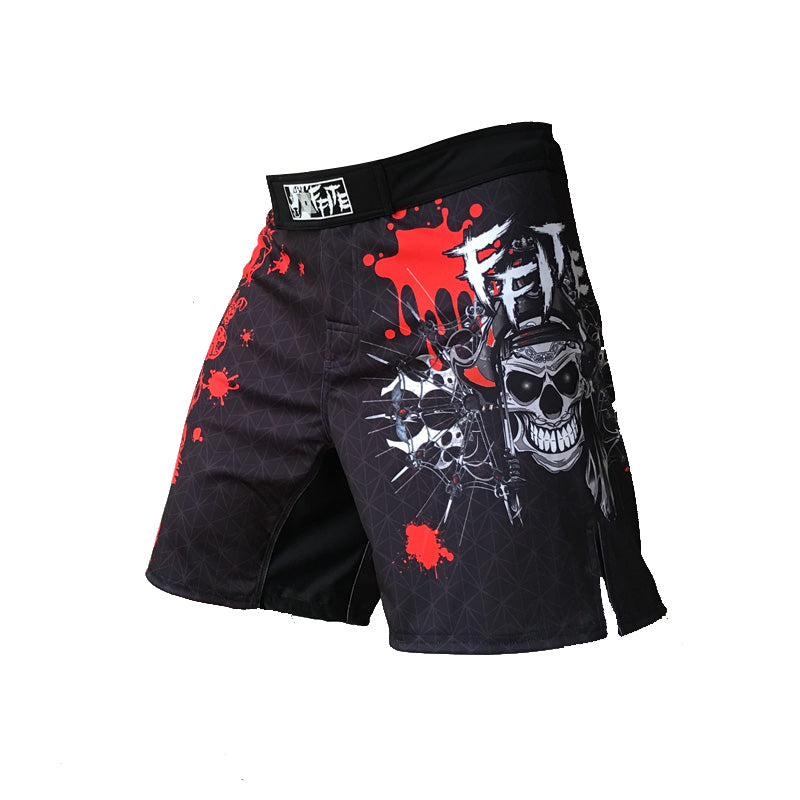 MMA shorts kick boxing shorts trunks cheap shorts men
