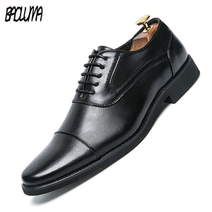 Designer Shoes Leisure Flat Brand Spring Formal Casual Mens Flats