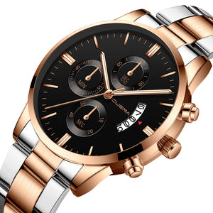 Mens watches top brand luxury Fashion Military Wrist Watch