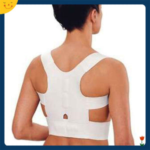 New Magnet Posture Corrector Braces Body Corset Back Belt