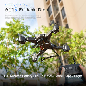 WIFI FPV Selfie Drone Professional Foldable Quadcopter Helicopter