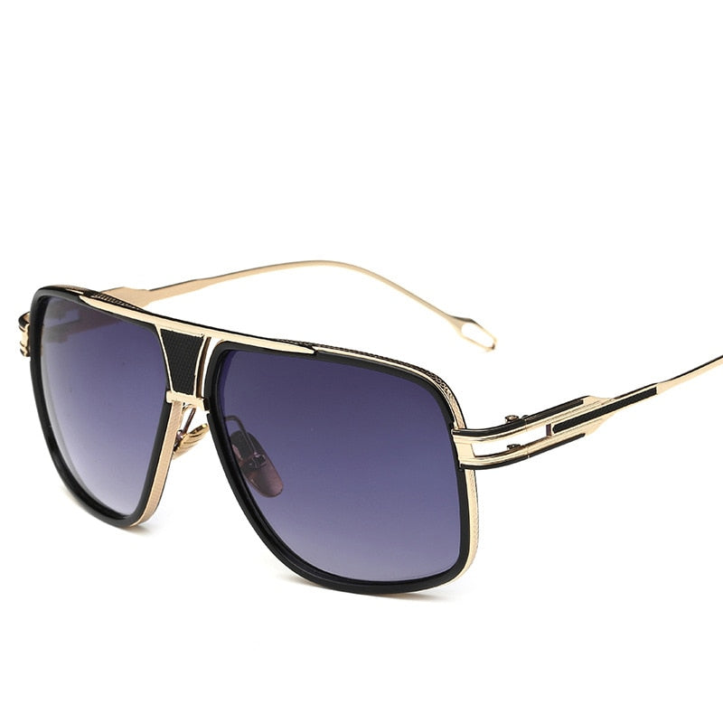 Sunglasses Men Brand Designer Sun Glasses Driving Eyewear
