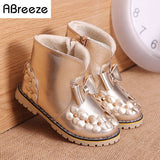 Children Boots PU Waterproof Boots