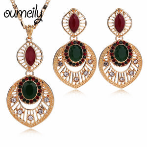 Jewelry Sets For Women Dubai African Beads Jewelry Set