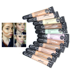 Face Makeup Base Concealer Eye Contour Corrector Cream