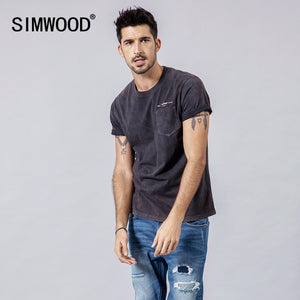 Summer New T shirts Men Casual Vintage Men t-shirt Clothing