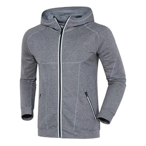 Sports Suit for Men Running Jacket and Training Pants Sport